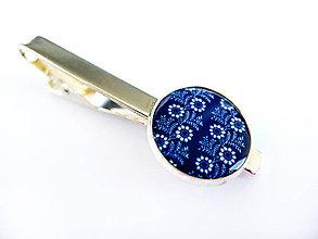 Šperky - Spona na kravatu Jordán - 7485197_