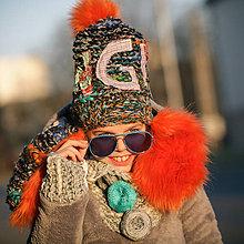 Detské čiapky - Origo detska basetka IngK - 7483233_