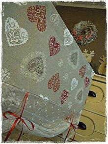 Úžitkový textil - Záclona - 7482752_