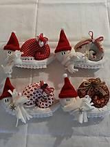 Dekorácie - Vianočná dekorácia - 7483026_