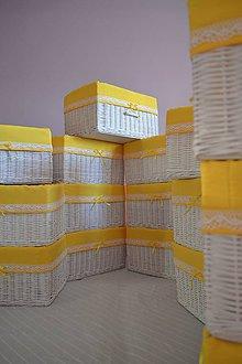 Košíky - Box slnečný Simonka/ks - 7482397_