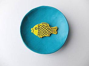 Odznaky/Brošne - Brošňa Veselý kapor žltý - 7487416_