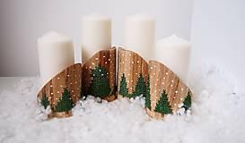 Svietidlá a sviečky - Do hory do lesa valasi - 7490537_