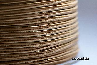 Galantéria - sutaška tabaková A111 - 7489442_