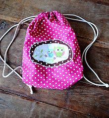 Detské tašky - Ruksak Sova - 7490747_