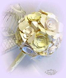 Papiernictvo - Kvety s vôňou vanilky - 7486503_