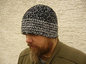 Čiapky - Háčkovaná čiapka PEPAN - 7491990_