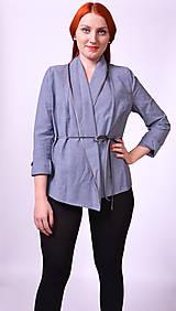 Kabáty - Modré sako - 7491507_