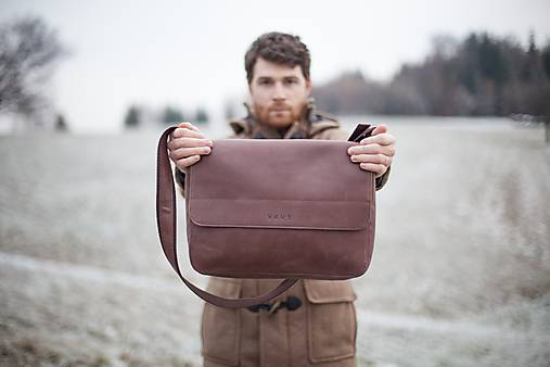 Tašky - VKUS Messenger bag - 7492395_