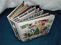 Papiernictvo - Rozprávkový vianočný fotoalbum - 7491444_