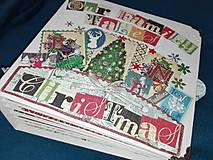 Papiernictvo - Rozprávkový vianočný fotoalbum - 7491446_