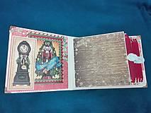Papiernictvo - Rozprávkový vianočný fotoalbum - 7491447_