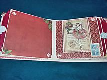 Papiernictvo - Rozprávkový vianočný fotoalbum - 7491449_