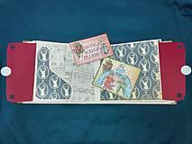 Papiernictvo - Rozprávkový vianočný fotoalbum - 7491450_