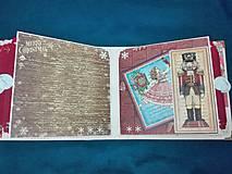 Papiernictvo - Rozprávkový vianočný fotoalbum - 7491451_