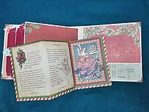 Papiernictvo - Rozprávkový vianočný fotoalbum - 7491453_