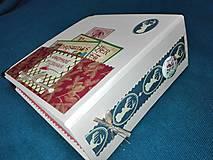 Papiernictvo - Rozprávkový vianočný fotoalbum - 7491454_