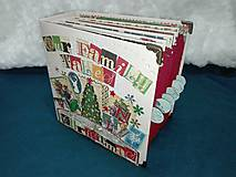 Papiernictvo - Rozprávkový vianočný fotoalbum - 7491456_