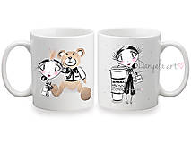 CHANEL MAMMA & BABYGIRL mug