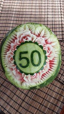 Suroviny - 50 narodeniny - 7494716_