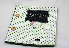 - detská tabuľová knižka - 7496638_