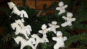 Dekorácie - Vianočné ozdoby 1 - 7499813_