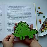 Dino do knižky...