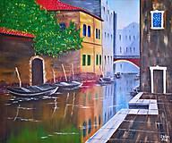 Obrazy - Benátky - 7497410_