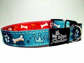 Pre zvieratá - Obojok Crown - 7496753_