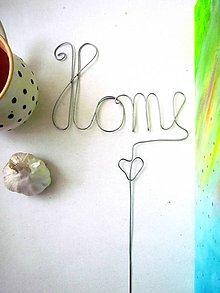 Dekorácie - zapich Home - 7495796_