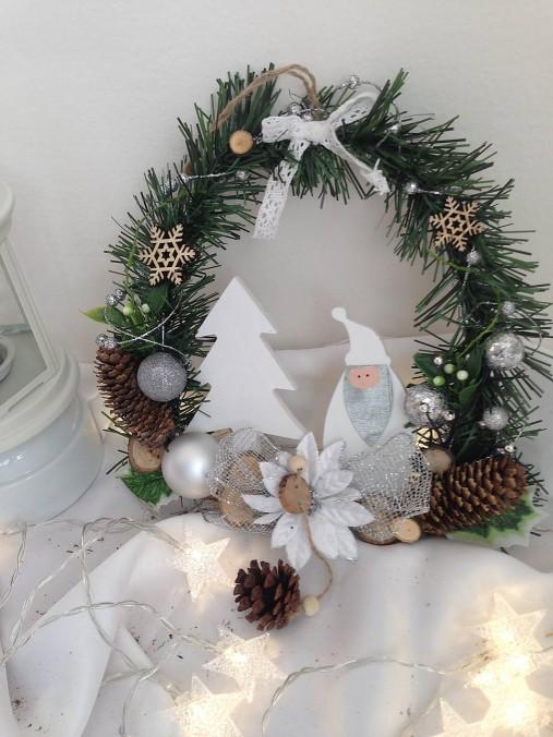Zavesna vianočná ozdoba-25cm-zlava   anad333 - SAShE.sk - Handmade ... ab8f65e8529