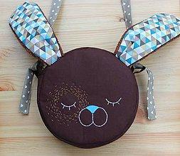 Detské tašky - Kabelka - zajac - 7504555_