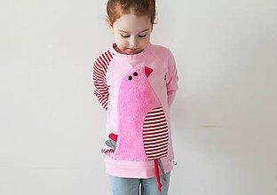 Detské oblečenie - Pipi tričko B - 7504741_