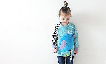 Detské oblečenie - Pipi tričko C - 7504781_