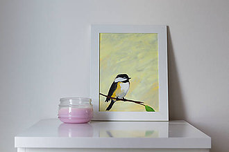 Obrazy - Bird III. - 7500805_