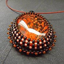 Náhrdelníky - Oranžáda - 7503617_