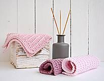 Úžitkový textil - Kúpeľňové žinky - 7502437_