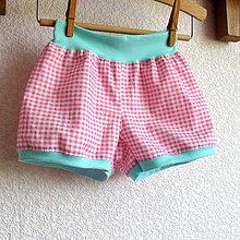 Detské oblečenie - Kraťásky ve vel.98 - 7501301_