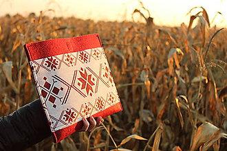 Kabelky - Bordová listovka - 7500750_