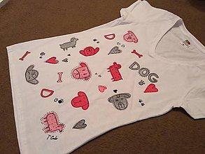 Tričká - Balíček tričiek - 7503043_