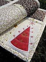 Úžitkový textil - Vianočné prestieranie No.16 :) - 7505109_