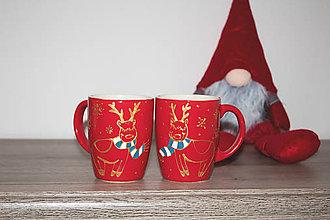 Nádoby - Vianočné sobíky - 7508092_
