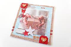Papiernictvo - pohľadnica vianočná - 7505698_