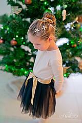 Detské oblečenie - Tylová suknička - 7506202_