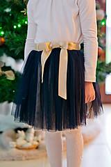 Detské oblečenie - Tylová suknička - 7506204_
