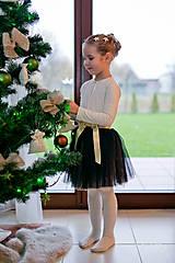 Detské oblečenie - Tylová suknička - 7506205_