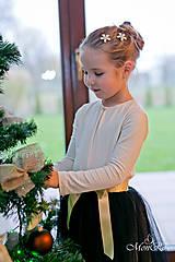 Detské oblečenie - Tylová suknička - 7506207_
