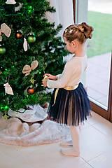 Detské oblečenie - Tylová suknička - 7506209_