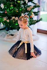 Detské oblečenie - Tylová suknička - 7506215_