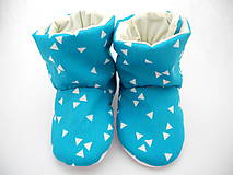 Topánočky - Teplé papučky - 7506100_